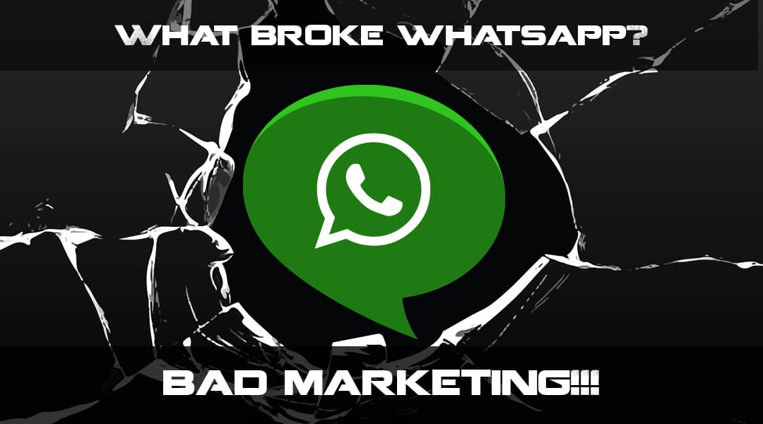 What's happening with the digital world regarding the WhatsApp platform Thumbnail